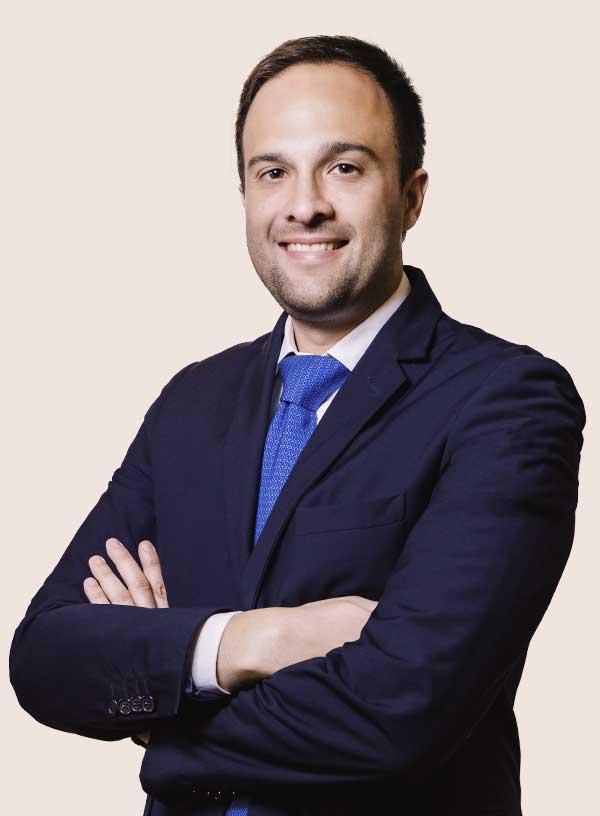 avvocato Niccolò Maria D'Alessandro